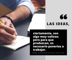 Ideas de optimismo